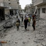 Siria: los rebeldes no se rinden, más personas migran