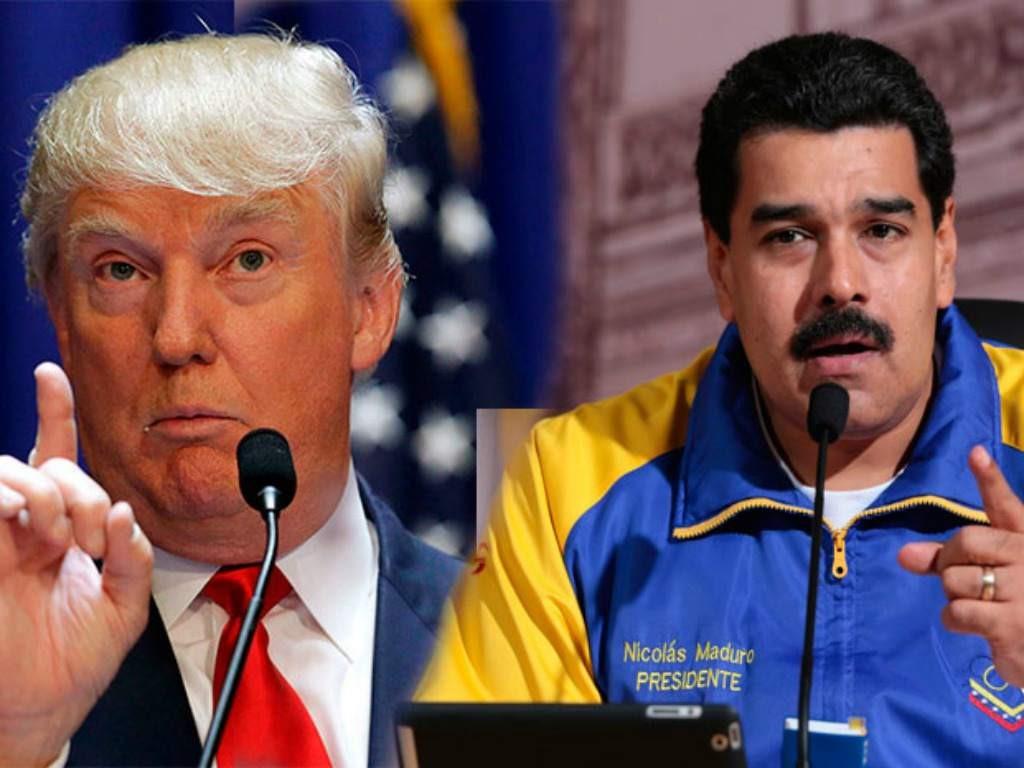 Maduro asegura que está dispuesto a reunirse y 'dialogar' con Trump