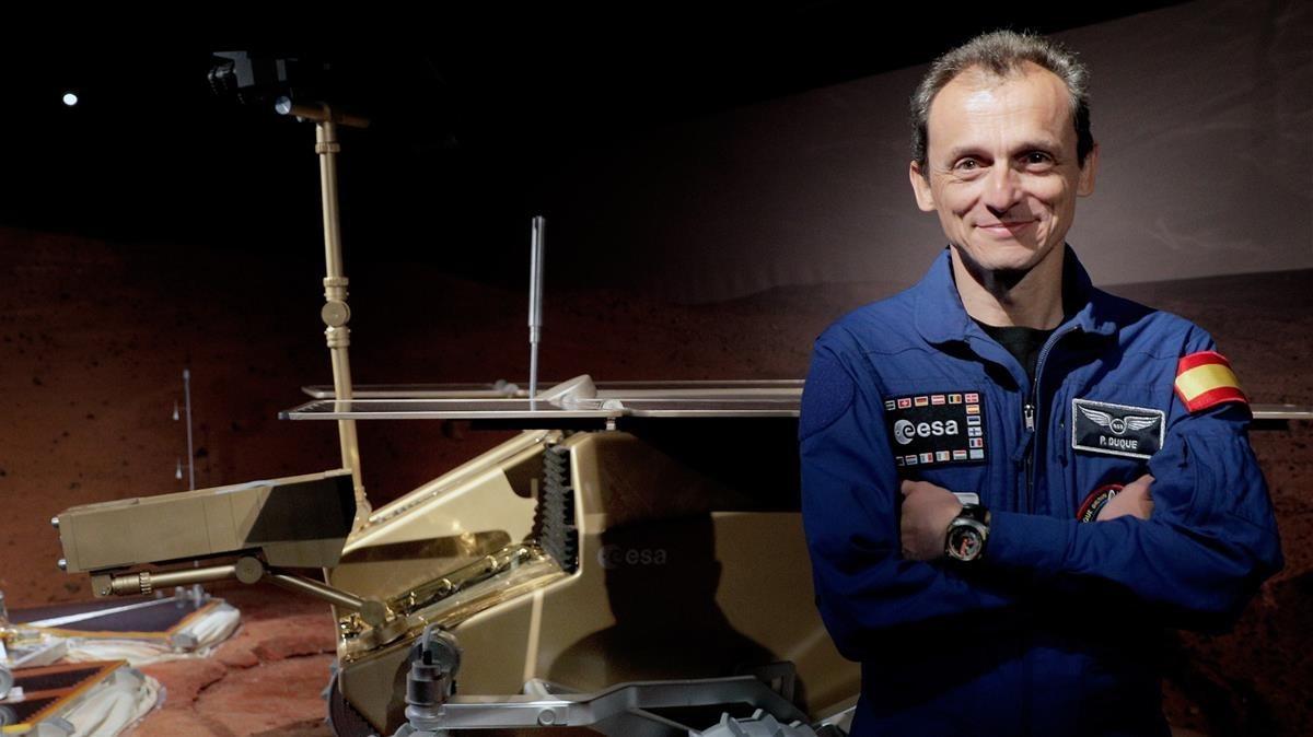 Pedro Duque, un astronauta capaz