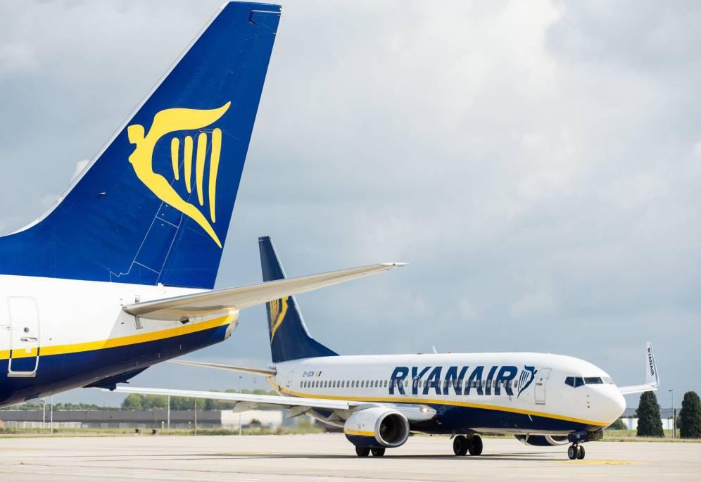 Las ganancias de Ryanair se ven afectadas por huelgas