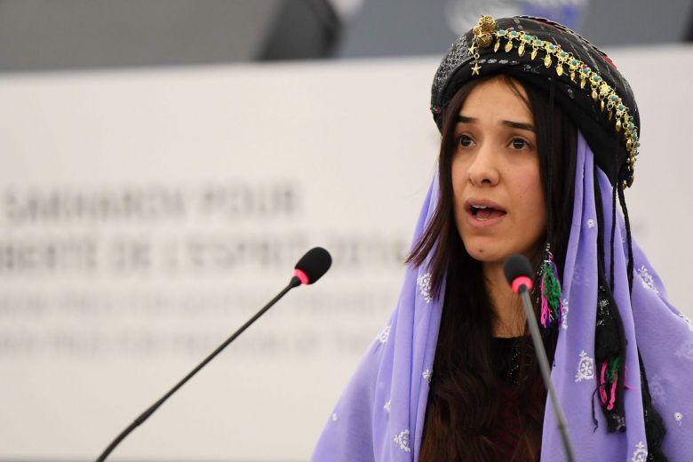 Premio Nobel de la Paz para activistas de Derechos Humanos