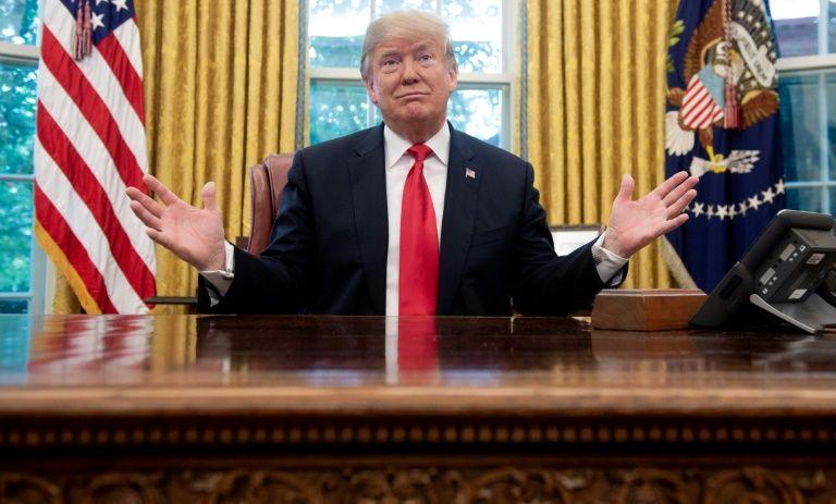 """Trump dice que el Banco Central está """"fuera de control"""""""