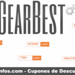 Código cupón Gearbest