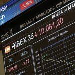 El Ibex y las Bolsas Europeas caen drasticamente