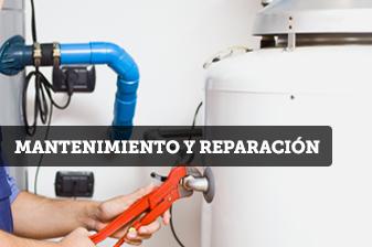 Reparación Calderas Madrid Molina