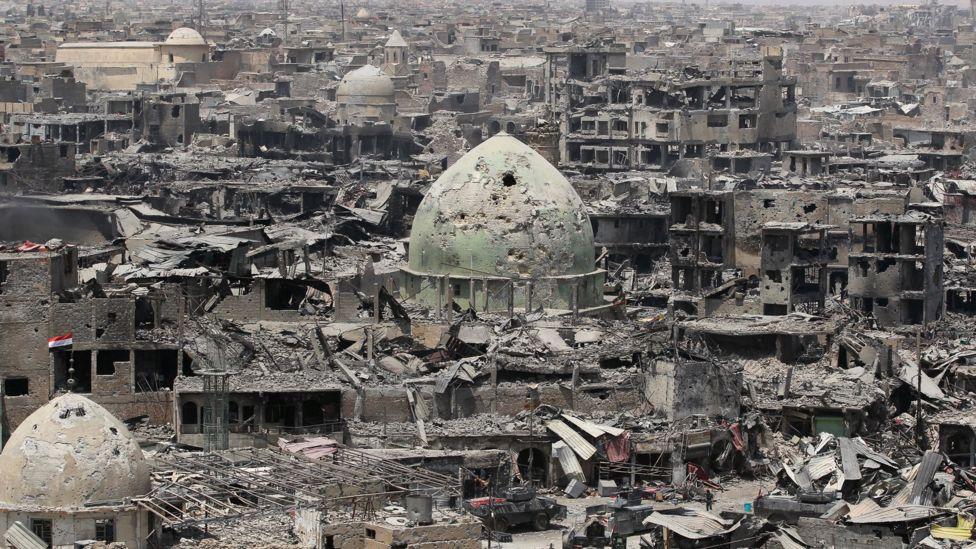 La ONU denuncia 200 fosas comunes en Irak y miles de cuerpos
