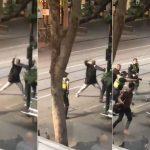 Melbourne: un hombre murió a tiros tras un incendio y apuñaló fatal