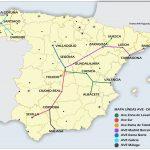 La distancia de Madrid a Zaragoza