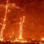 Incendio forestal en California deja la ciudad en ruinas