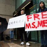 Donald Trump podría intervenir en caso de ejecutivo de Huawei