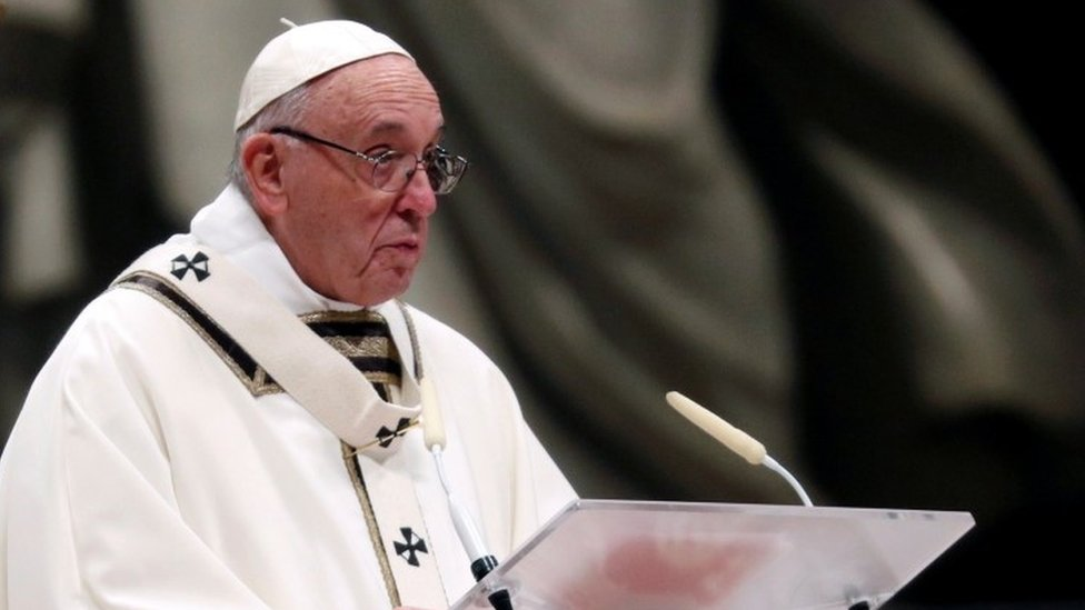 Papa Francisco: abuso sexual en Estados Unidos socava a la Iglesia