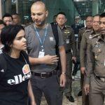 Rahaf al-Qunun: mujer saudita termina enfrentamiento en hotel
