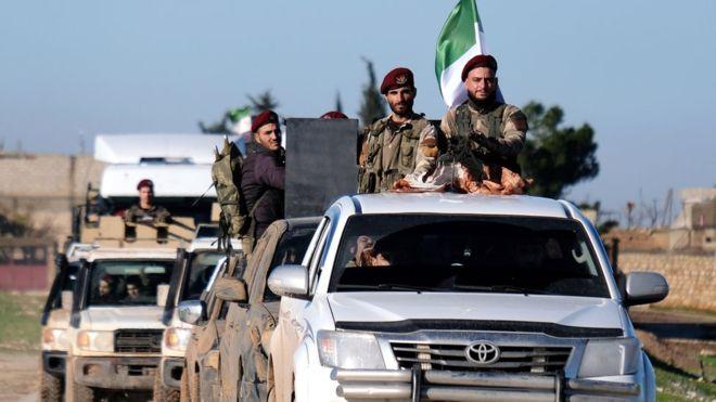 Turquía desestima la amenaza de Trump sobre los kurdos sirios