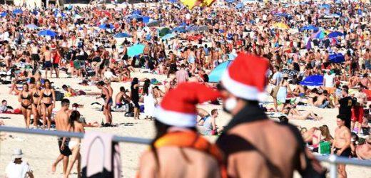 Australia atraviesa una ola de calor record