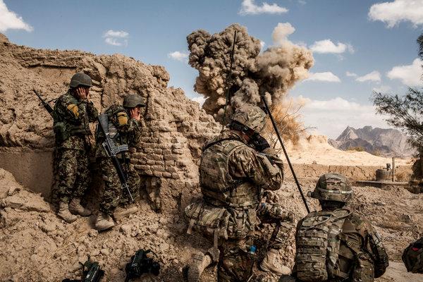 Proyecto de marco para la paz afgana acordado con Talibanes