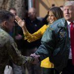 Irak advierte a Trump sobre la base estadounidense en Irán