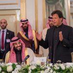 Arabia Saudita firma $20 billones en acuerdos con Pakistán