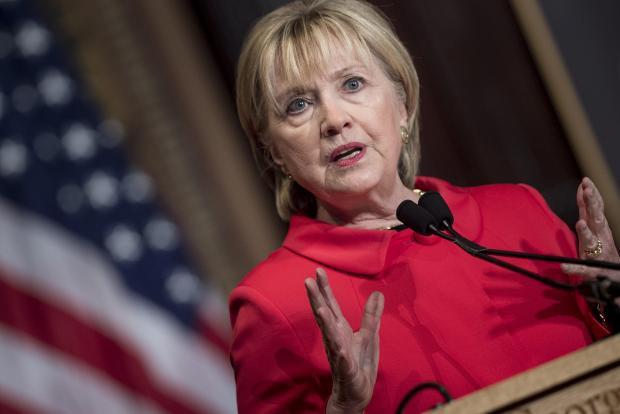 Hillary Clinton descarta su candidatura presidencial