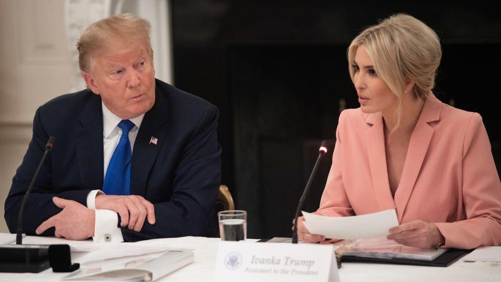 Trump exige para el 2020 un fondo de cuidado infantil de $1 bn de dolares