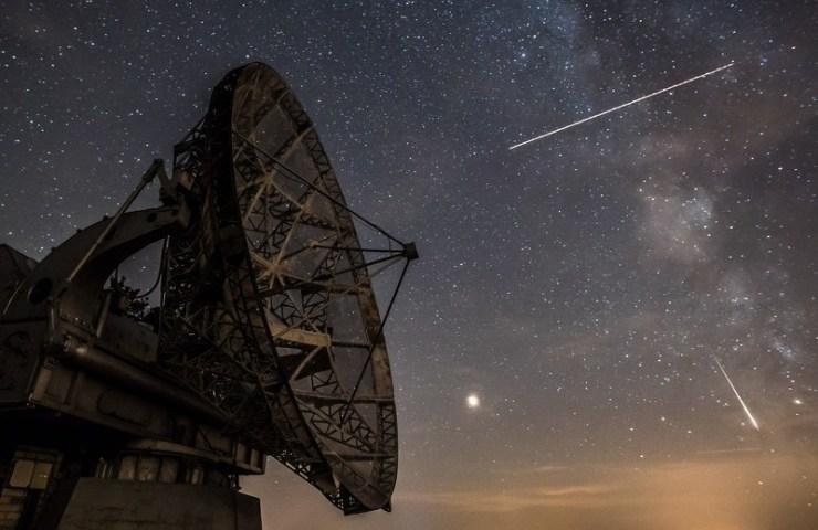 Estados Unidos detecta gran explosión de meteoro