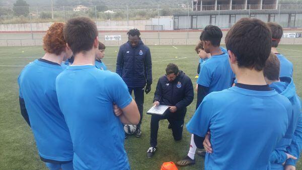 Descubre la gran labor del Centro de Alto Rendimiento Soccer Inter-Action