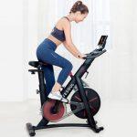 Beneficios de entrenar en la bicicleta estática