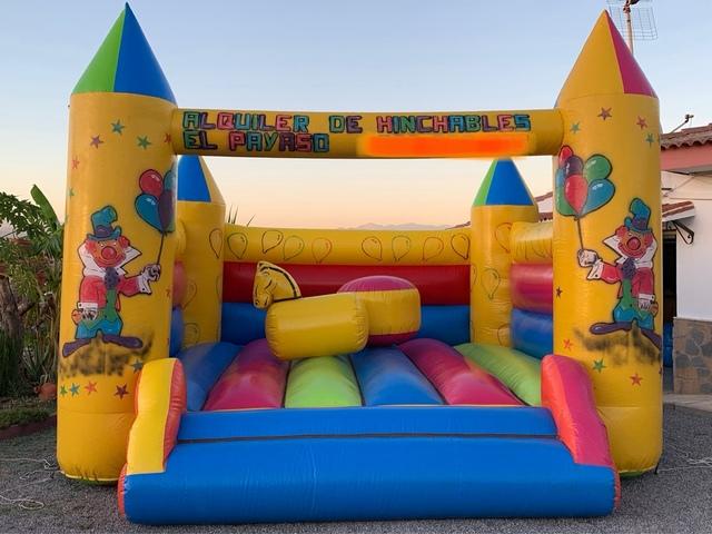 Ventajas de los castillos hinchables para las fiestas de cumpleaños