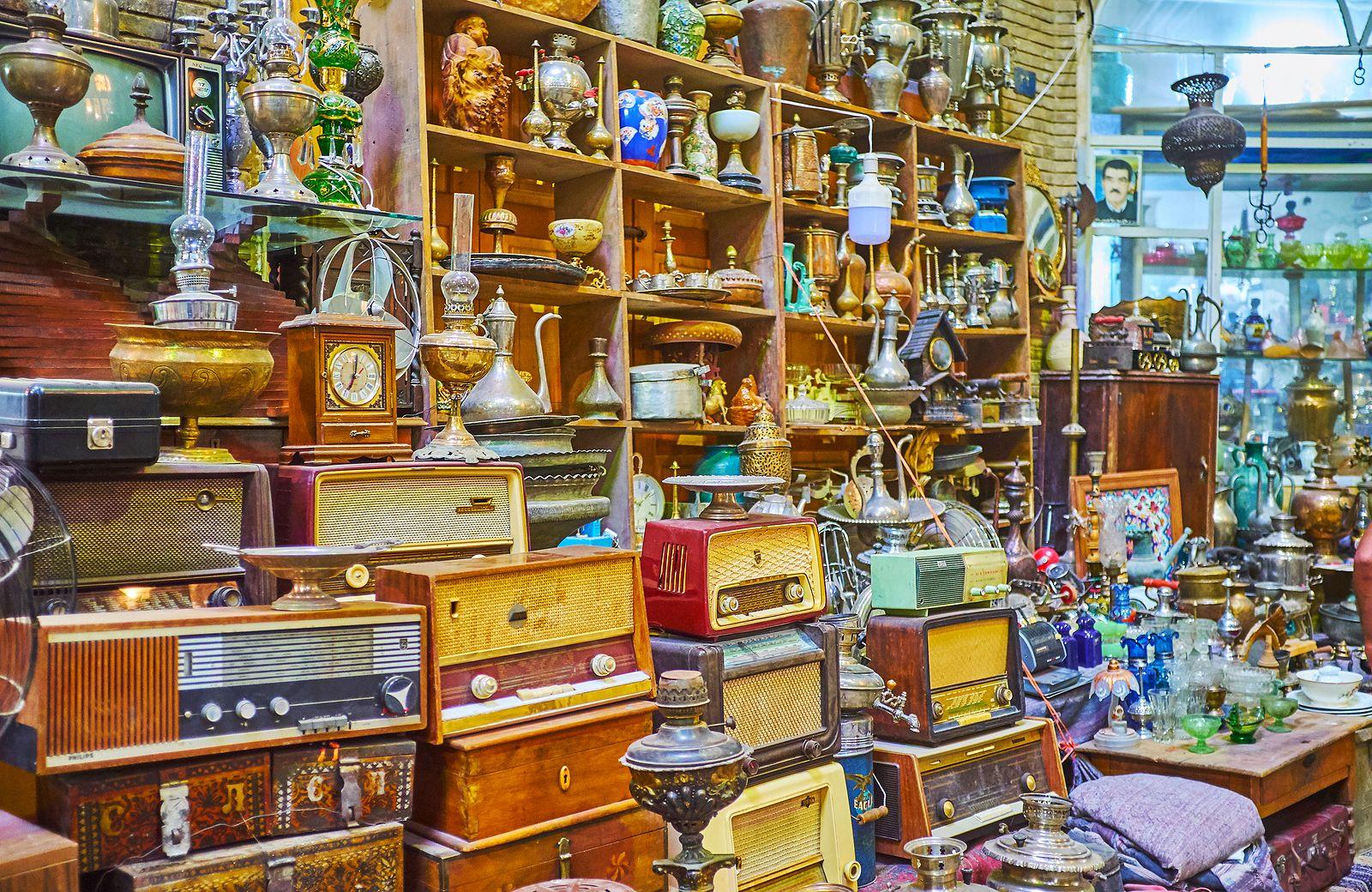 Los mejores sitios para vender antigüedades online