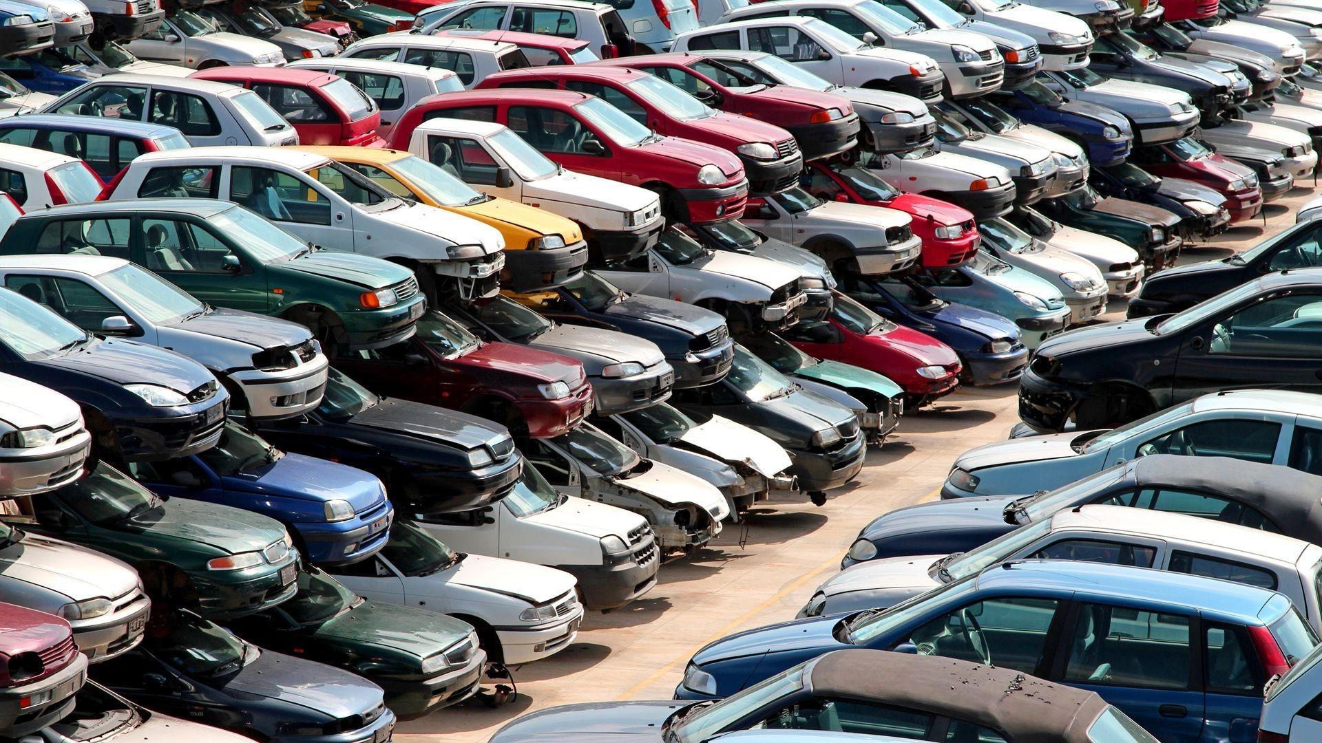 Vender tu coche a un desguace puede ser más seguro