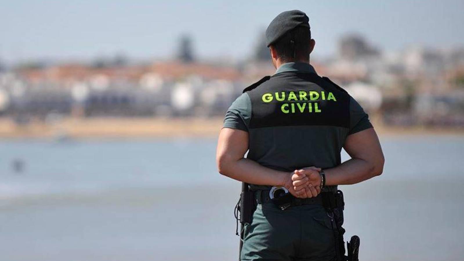 Cómo ser guardia civil en España